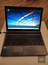 Laptop Acer Aspire 5733 i3 2,4GHz 320GB HDD 4 GB RAM