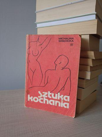 Michalina Wisłocka Sztuka kochania wydanie 1984