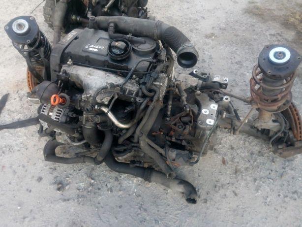 Двигатель для Volkswagen Passat B6 Golf 5 2.0 tdi BKP