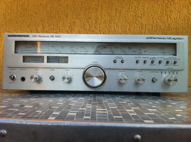 Nordmende RE1100 philharmonic Hi-fi system (Germany1978)