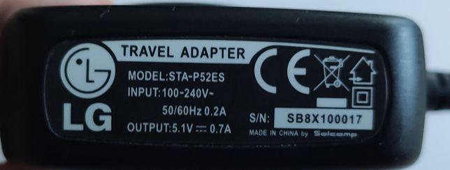 Ładowarka LG Model: STA-P52ES