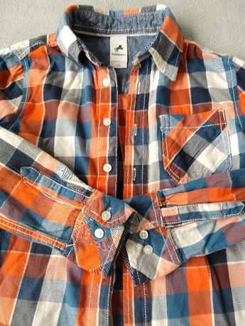 Śliczna koszula Palomino dla chłopca rozmiar 122