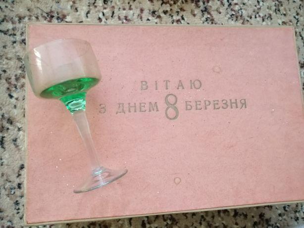Набор раритетных стаканчиков - стопок