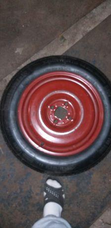 Запаска. Запасное колесо.Докатка. Разболтовка 4×100. Продам