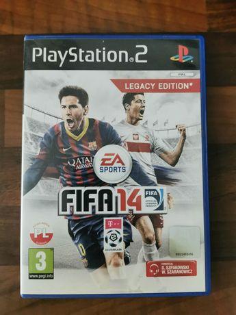 Fifa 14 ps2 playstation 2 stan idealny