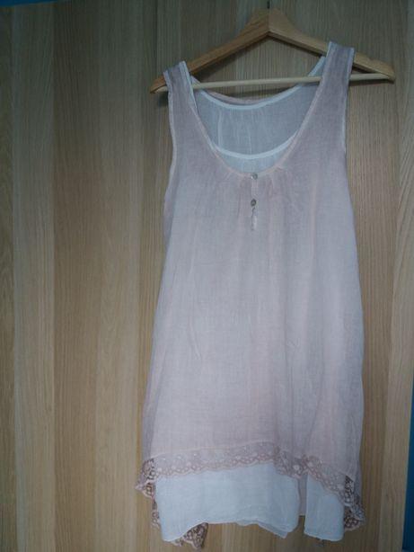 Sukienka ciążowa S M wiosna lato