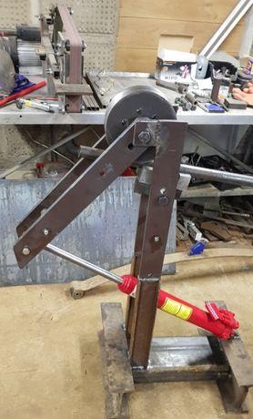 Giętarka do rur hydrauliczna / zamienię