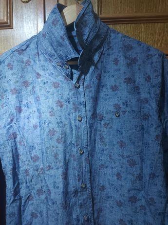 Camisa Pull & Bear XL ganga