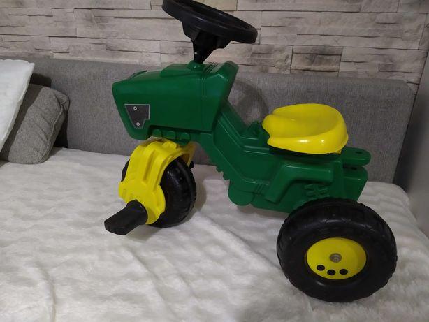 Traktorek dla dzieci na pedały