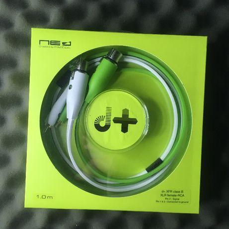 Oyaide Neo D+ XFR Classic B 1 метр, RTS class B 1 метр