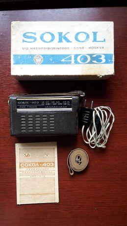 Сокол 403 мини радиоприемник