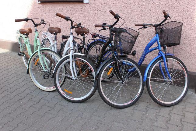 Rower FUZLU w różnych kolorach