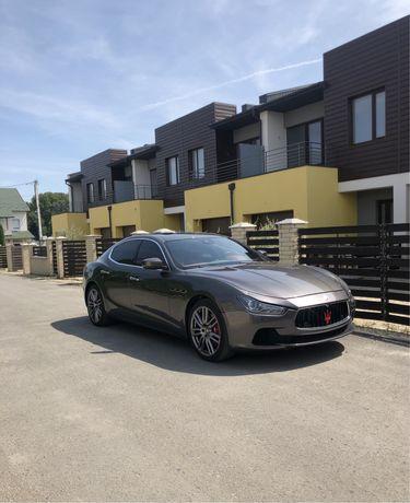 Maserati ghibli S Restyling 2017