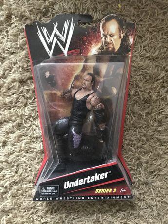 WWE THE Undertaker figurka