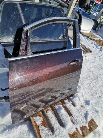 Drzwi Lewe Przód Przednie Opel Astra J 4 lV W KOLOR Z41C