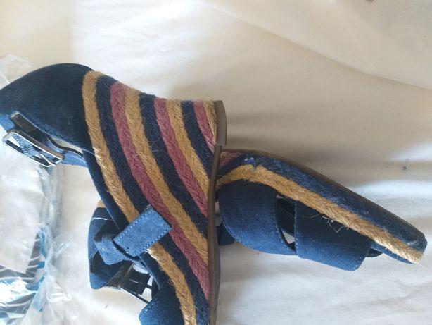 Sandálias senhora tamanho 37