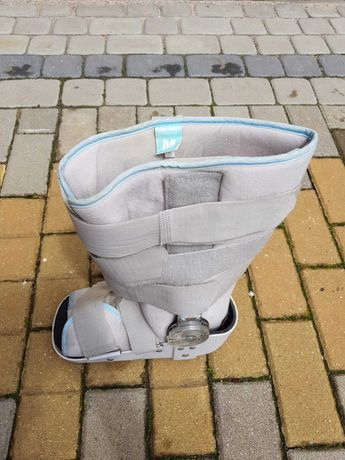 Pneumatyczny but ortopedyczny/orteza stawu skokowego