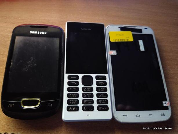Мобільний телефон SAMSUNG GT-5570