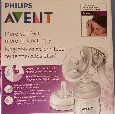 Молокоотсос авент( Avent Philips) ручной