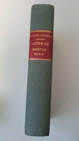 Lições de Direitos Reais, Oliveira Ascensão
