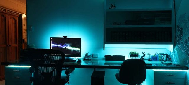 Светодиодная RGB лента 3528