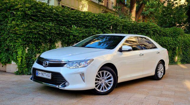 Прокат/Свадьба/Трансфер/Аренда авто с водителем Toyota Camry  Одесса