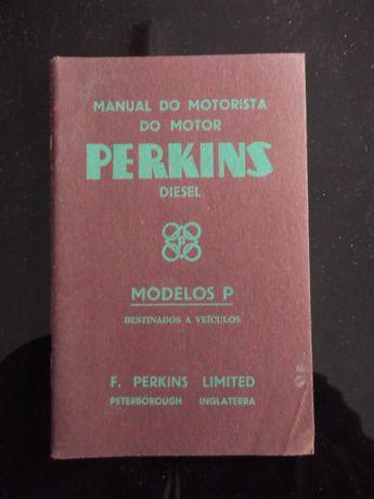 Perkins P - Manual do motorista