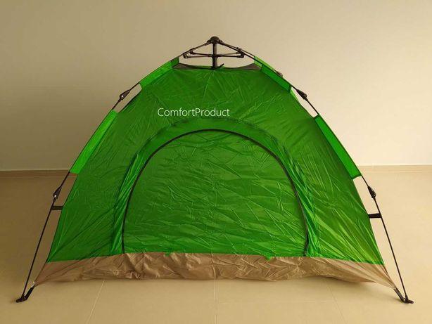 Палатка автоматическая 2х2 м Камуфляж туртстическая хак