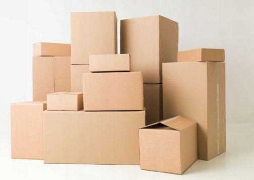 Oddam spora ilość kartonów,porwane wprost do rozpałki