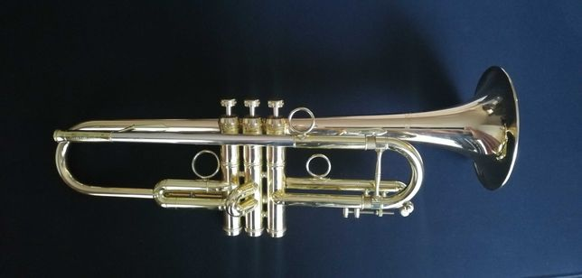 Trąbka Carol Brass  CTR-8060H-GLS Balanced