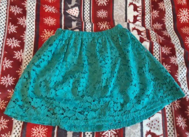 Гипюровая юбка (спідниця)