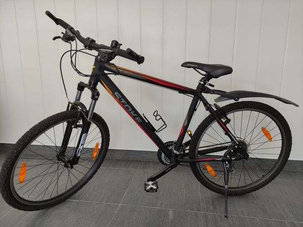 Bicicleta stoke praticamente nova