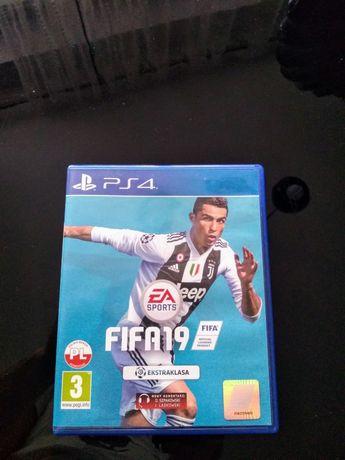Fifa 19 PL - PS 4