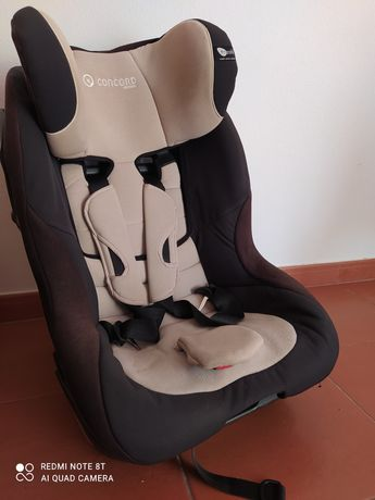 Cadeira auto Concord ultimax com isofix