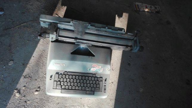 Печатная машинка Ятрань