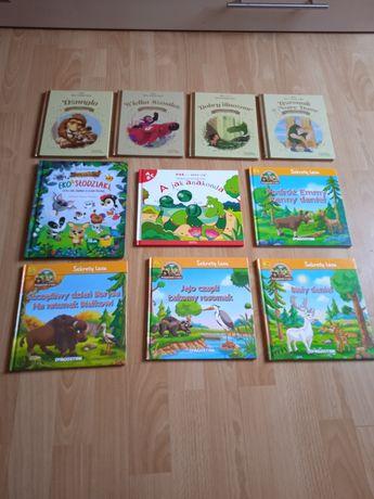 10 książek bajek dla dzieci dobry dinozaur eko słodziaki wielka 6