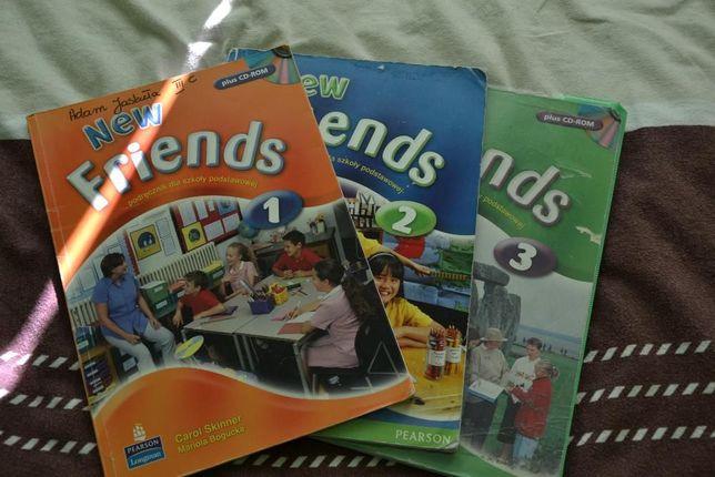 podręczniki , książki do angielskiego