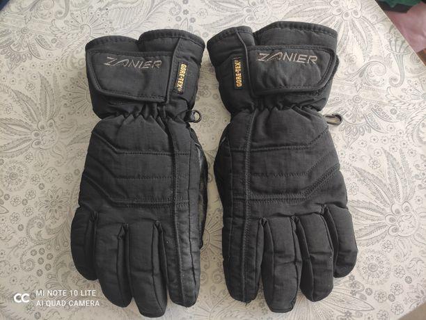 Rękawice narciarskie zimowe damskie rękawiczki narty Ziener Gore Tex S
