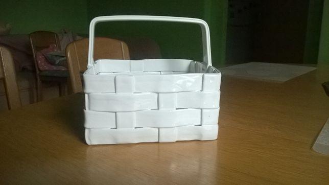 koszyczek ceramiczny