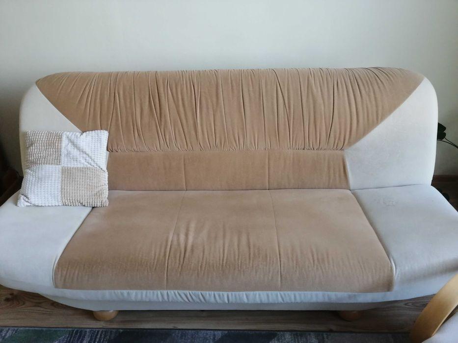 Kanapa i dwa fotele, elegancka Luzino - image 1