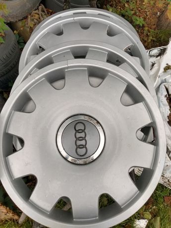 Komplet kołpaków Audi 16 cali.