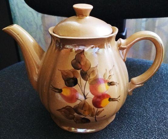 Чайник для заварки керамический