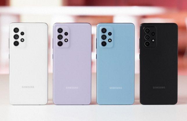 Samsung Galaxy A52 A525F 4/128GB Blue / 4/128 violet Магазин Applife