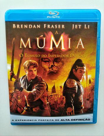 Blu-ray A Múmia : O Túmulo do Imperador Dragão
