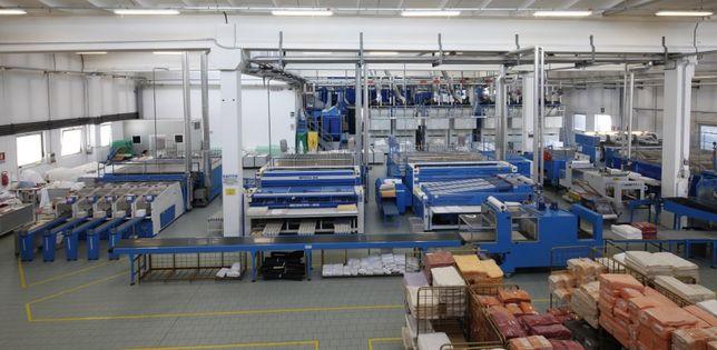 Fábrica de equipamentos lavandaria Tecnitramo