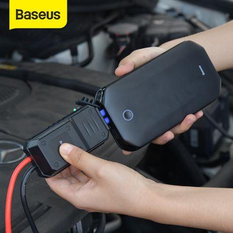 Пусковое устройство павербанк, бустер Baseus Super Energy Car 8000 mAh