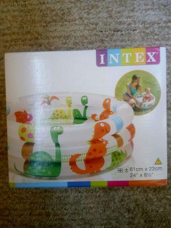 "Бассейн фирмы Intex ""Динозавры""."