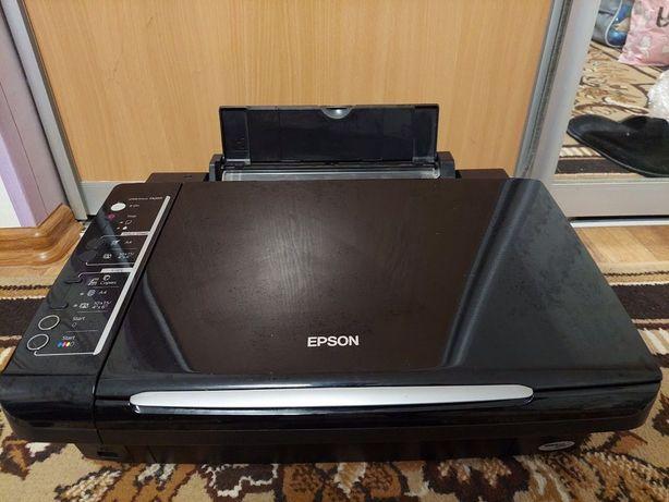 Струйный принтер МФУ Сканер Копир Epson  Stylus TX209