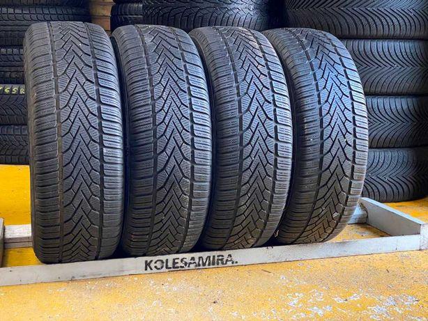215/60 R16 Semperit, шины зима, 4 шт, 2016, 6,5 мм (205/225/55/65)
