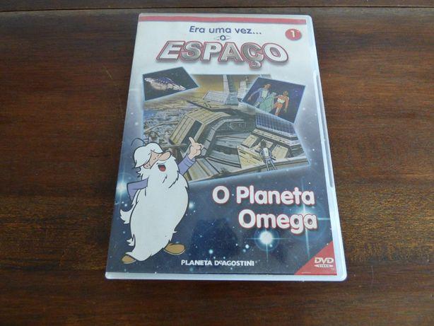 DVD - Era uma vez... O Planeta Omega